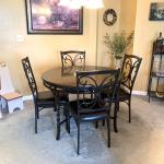 dinette/kitchen set