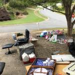 Moving, yard sale