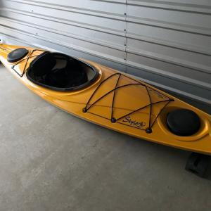 Photo of Kayak, Eddyline Skylark.