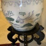 2 Chinese fish Bowls