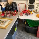 Garage Sale Sunday 10/10