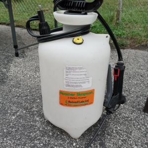 Photo of Exterminator spray tanks and more!!😲😲😲