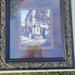 Photo of Paintings, set of 3.