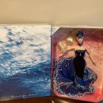 1998 Barbie Water Rhapsody 19847 Essence of Nature Colection Limited Edition