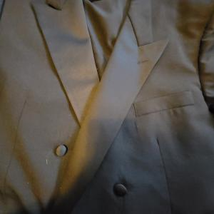 Photo of Toxido/black suit, size 42