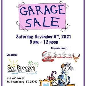 Photo of Fundraising Garage Sale