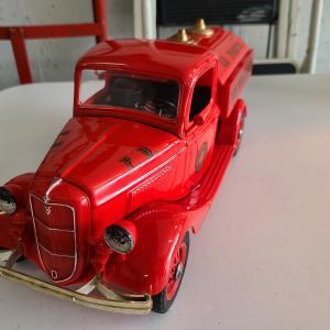 Photo of Vintage Jim Beam Fire Truck