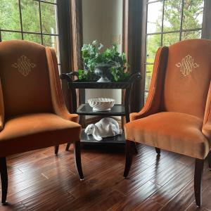 Photo of Chairs: Host and Hostess