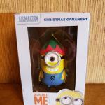 "Despicable Me ""Stewart"" Minion Christmas Ornament"