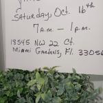 Neighborhood Yard Sale 7:00 a.m. to 1:00 p.m.
