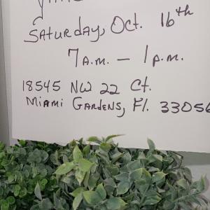 Photo of Neighborhood Yard Sale 7:00 a.m. to 1:00 p.m.