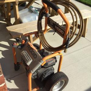 Photo of Ridgid  Power Washer