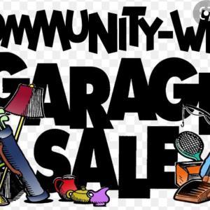 Photo of Glen Kernan Community Garage Sale Sat  10/16