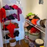 LOT#72MB: Closet Lot #2