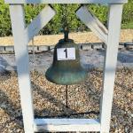LOT#1BY: Bronze U.S. Coast Guard Bell