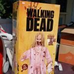 Walking Dead teddy bear girl