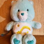Vintage Care Bears 2002 Wish Bear