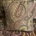 Designer custom pillows
