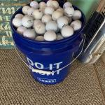 300 golf balls top brands all clean in great condition!