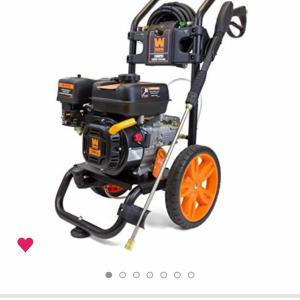 Photo of POWER WASHER