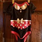 Minnie Mouse Onsie/ Creeper by Disney Baby