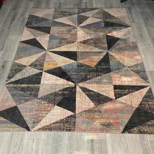 Photo of Decorative Geometric Design Rug