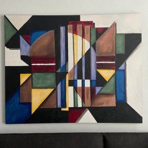 Photo of Geometric Design Art by James Morgan