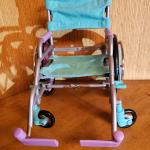 """My Life As~ A Foldable Wheelchair for Any 18"""" Dolls."""