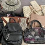Designer handbags, Michael Kors, Coach and others