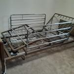 Fully Electric Hospital Bed with Mattress and Rail