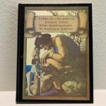 1932 Book Poems of Childhood by Eugene Field with Illustrations by Maxfield Parr