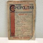 1901 Edition The Cosmopolitan An Illustrated Monthly Magazine feat Maxfield Parr