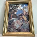 1912 Hearst's Magazine Maxfield Parrish The Frog Prince Framed RePrint
