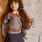MATTEL 2018 Harry Potter's Wizarding World Hermione Granger Doll