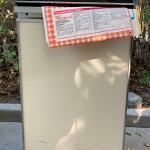 Vintage Trash Compactor