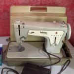 Vintage Workhorse Singer Sewing Machine-In Good Shape