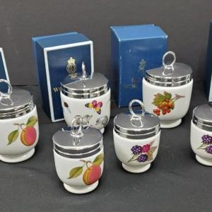 Photo of Royal Worcester Egg Coddlers