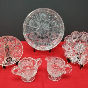 Photo of Cut crystal display #3