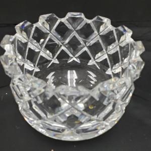 Photo of Crystal Orrefors Vase
