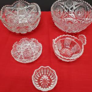 Photo of Cut crystal display #4