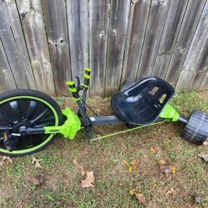 Photo of Huffy Green Machine