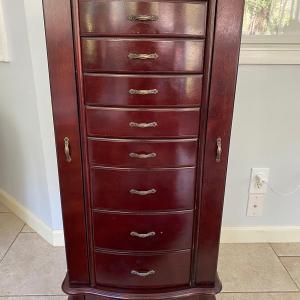 Photo of Vintage Jewelry Box / Armoire