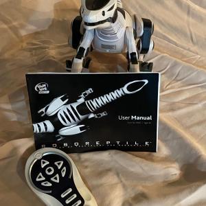 Photo of WowWee Robotreptile