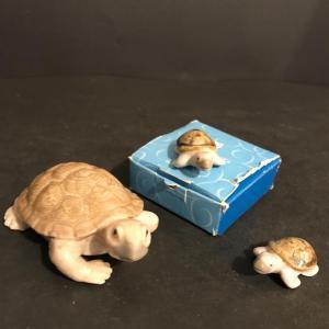 Photo of Lot 249: Lot of Lladro Turtles