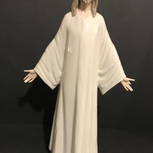 Photo of Lot  301: Lladro Large Jesus Figure #5167 AS-IS