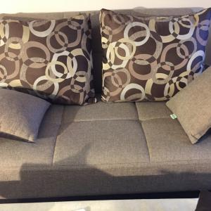 Photo of Love Seat with Storage