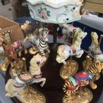 Scarborough 24k plated carousel 501-628-1512