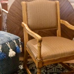 Photo of Lot 70 - Pine Armchairs by Drexel Heritage /Set of 6