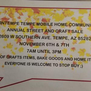 Photo of Contempo Tempe Annual street and Crafts sale