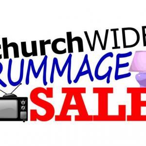 Photo of GIGANTIC Church Rummage Sale